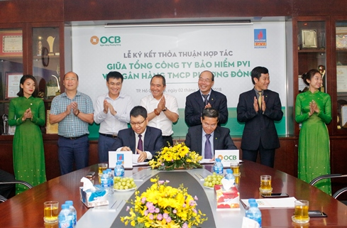 PVI Insurance signed a cooperation agreement with OCB